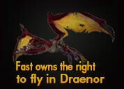 Fast Draenor Flying Unlock